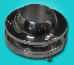 Polished steering column swivel mount 2 inch id new