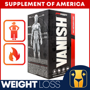 """PS Vanish FAT LOSS STRONGER Than Hydroxycut """"FREE SHIPPING"""""""