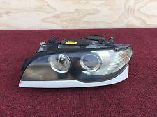BMW E46 330CI 325CI 2004-2006 OEM LEFT DRIVER XENON HEAD LIGHT (COMPLETE). #6