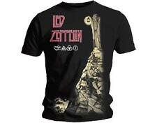 OFFICIAL LICENSED - LED Zeppelin - Ermite T Shirt Rock Page Plante