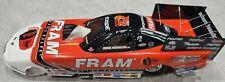 FRANK PEDREGON 2001 FRAM / CSK AUTO 1/24 ACTION DIECAST FUNNY CAR 1/3,504