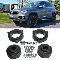 Complete leveling lift kit 30mm for Volkswagen Tiguan 2007-2017