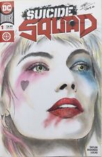 Harley Quinn Suicide Squad #1 Frank Robinson Cover Art With COA One Off Sketch