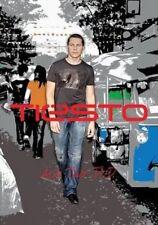 Tiesto: Asia Tour DVD (2010) DJ Tiesto Documentary + Music