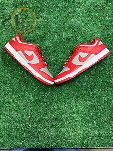 "Nike Dunk Low ""Medium Grey Varsity Res/ UNLV"" DD1391-002"