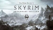 The Elder Scrolls 5 V  Skyrim Legendary Edition Steam Game (PC) - Region Free