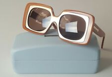 KAREN WALKER HOT HOUSE TAN GOLD WOMEN'S SUNGLASSES KAS1501583