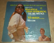 Mike Curb THE BIG BOUNCE Original Soundtrack - Warner WS 1781 SEALED
