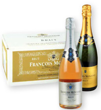 VINO FRANCESE FRANCOISE MONTAND BRUT MÉTHODE TRADITIONNELLE - 6 bottiglie da 75