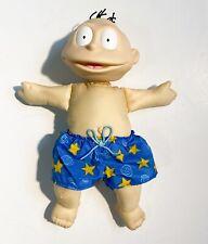 Rugrats Vintage 90's Tommy Pickles Swim Bath Water Doll