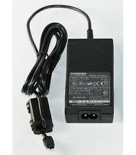 Toshiba Libretto 100C 100CT 110CT AC/DC Power Adapter Charger Genuine Original