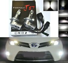 LED Kit M 60W 9005 HB3 6000K White Two Bulbs Head Light High Beam Replace OE