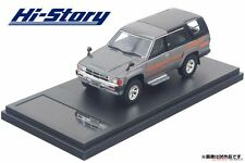 1/43 Hi Story Model Toyota Hilux 4WD SURF SSR 1985 Grey NEW!