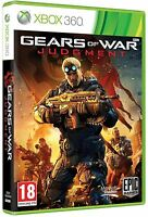 Xbox360 Gears Of War Judgment Nuevo Precintado Pal España