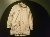 Trespass TP50 Beige waterproof windproof 100% polyester Jacket UK mens Medium M