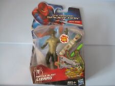 THE AMAZING SPIDER-MAN MOVIE SERIES REPTILE BLAST LIZARD FIGURE
