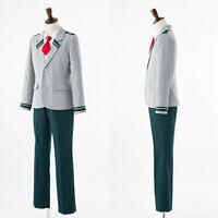 My Boku no Hero Academia School Uniform Izuku Shoto Cosplay Costume Halloween