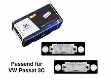 Premium LED Kennzeichenbeleuchtung VW Passat 3C B6 Variant KB7