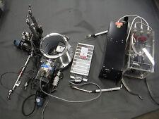 Varian TV70 Turbo Molecular Pump, V70 Cont, Manipulators, High Voltage Source