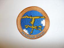 b1469 WW 2 US Army WASP Avenger Field Az WASP Training field Pilot patch R22C