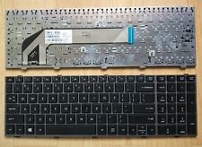 New OEM HP Probook 4540s US Keyboard  frame fit 701485-001 702237-001