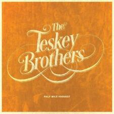 Teskey Brothers Half Mile Harvest 2 Extra Tracks Deluxe Edition Digipak CD NEW
