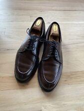 Allen Edmonds Bradley Burgundy Shell Cordovan Mens Dress Shoes Oxfords 12D