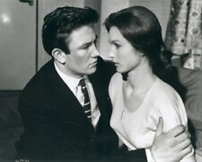 ALBERT FINNEY como Arthur seaton, Shirley ANNE 8x10 FOTO