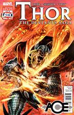 THOR The Deviants Saga #5 (of 5) New Bagged