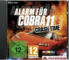 Alarma para cobra 11-Crash Time (PC) - nuevo & inmediatamente