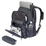 Targus Black 15.4 Backpack- CUCT02B