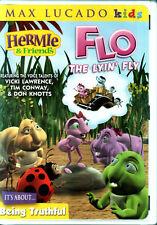 Hermie & Friends - Flo: The Lyin' Fly (max lucado)  NEW / DVD