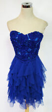 SPEECHLESS Royal Prom Dance Party Dress 5 - $73 NWT