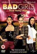 Monica Keener Julie BENZ Bad Girls From Valley High 2005 Teen Comedy UK DVD