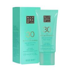 Rituals of Karma 30 sun protection Face cream 50ml Sonnen creme Wasser Fest