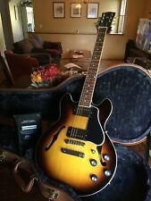 Gibson Custom Shop ES-339 Sunburst Guitar 2012