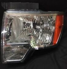 09 - 13 Ford F150   Headlight Assembly Left Side