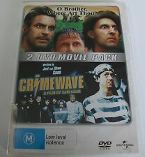 O Brother, Where Art Thou? / Crimewave (DVD, 2008)