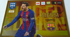 PANINI ADRENALYN XL FIFA 365 2017 UPDATE EDITION LIMITED EDITION MESSI