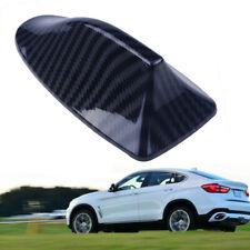 Carbon Fiber Look Universal Car Shark Fin Roof Antenna Dummy Decorative Aerial