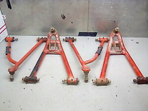 QUADBOSS Complete Ball Joint Kit Lower for Polaris Predator 500 2005-2006