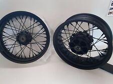 Alpina wheels Ducati SPORTCLASSIC 1000 GT  PAUL SMART biposto SPORT S all Black