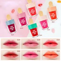 Fashion Watering Gel Moisture Ice Cream Lip Gloss Tint Glosses Cosmetic Lipstick
