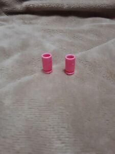 VINTAGE My Little Pony PARADISE ESTATE Pink Cups