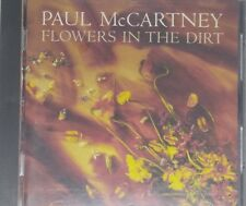 "PAUL McCARTNEY ""Flowers In The Dirt"" 1989 13Trk CD *The Beatles ""My Brave Face"""