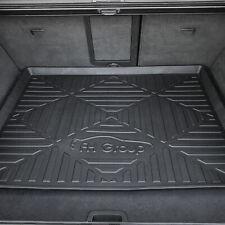 FH Group Trunk Cargo Organizer Premium Rubber Tray Mat Black 32