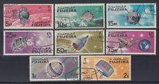 Fujeira 1966 mi.70/77 a fine used C.T.O. spaziale Space EXPLORER Vanguard Lunik