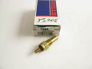 Wells 53-7594 Engine Coolant Temperature Sender Switch TS205