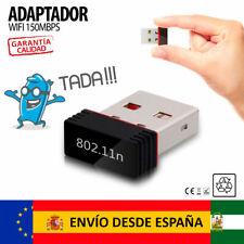 Mini Antena WIFI USB NANO 802.11N 150Mbps 2.4GHz