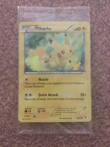 Pikachu Generations 26/83 Holo Promo 20th Anniversary Stamp Pokémon Sealed